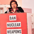 Setsuko Thurlow, Civil Society Forum, Dezember 2014