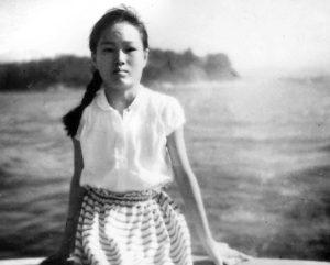 Sadako Sasaki (AP/ Sasaki family/ National Park Service)
