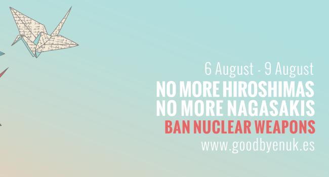 No More Hiroshima, No More Nagasaki