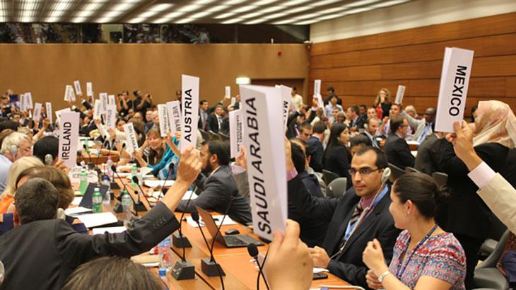 UN OEWG stimmt für Start von Verhandlungen
